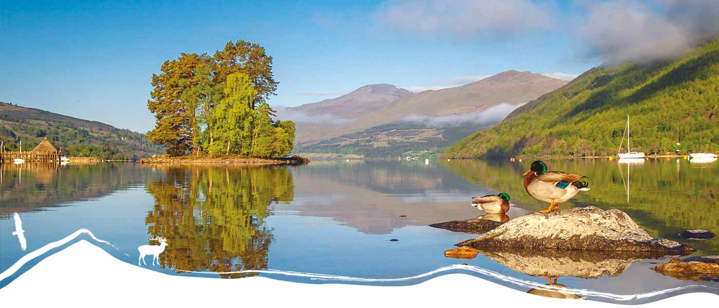 Loch Tay Copyright Kenmore Photography